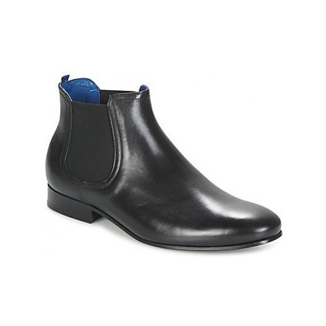 Azzaro ITEM men's Mid Boots in Black