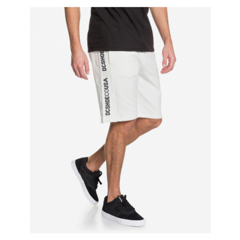 DC Middlegate Shorts White