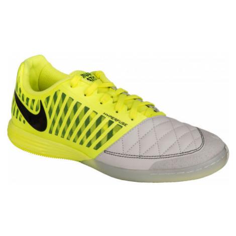 Nike LUNAR GATO II yellow - Men's indoor shoes