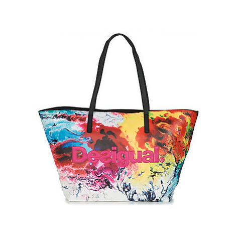 Desigual SIGMA SICILIA women's Shopper bag in Multicolour