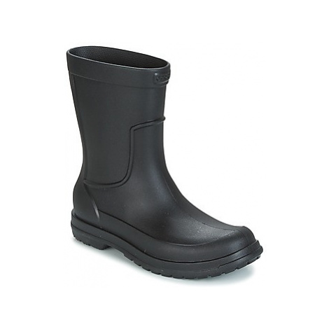 Crocs ALL CAST RAIN BOOT men's Wellington Boots in Black