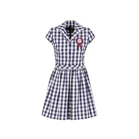 Love Moschino WVF3001 women's Dress in Blue
