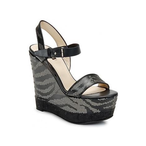 Roberto Cavalli TPS882 women's Sandals in Black