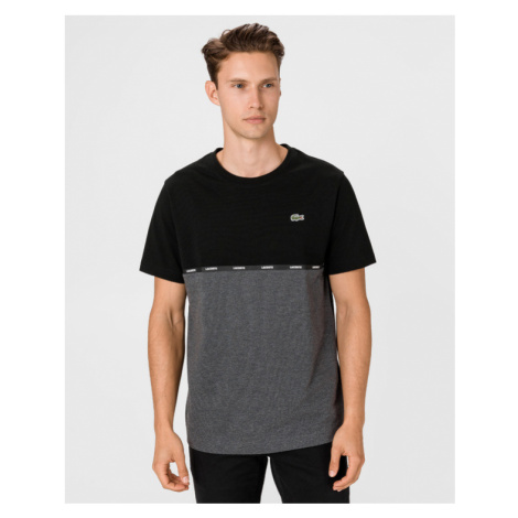 Lacoste T-shirt Black Grey