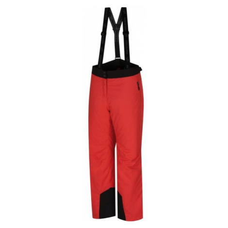 Hannah GABRIL red - Women's ski trousers