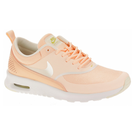 shoes Nike Air Max Thea - Crimson Tint/Pale Ivory/Celery - women´s