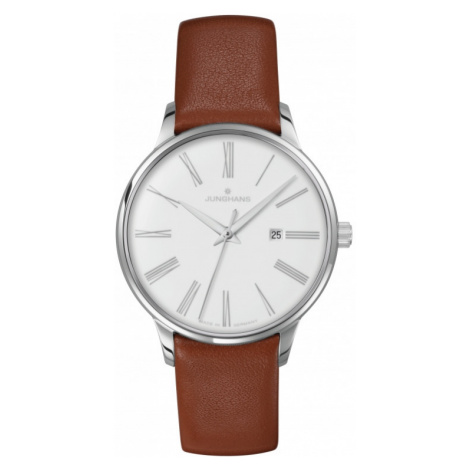 Mens Junghans Meister Damen Watch 047/4566.00