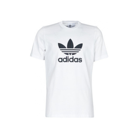 Adidas TARTAN INFILL T men's T shirt in White