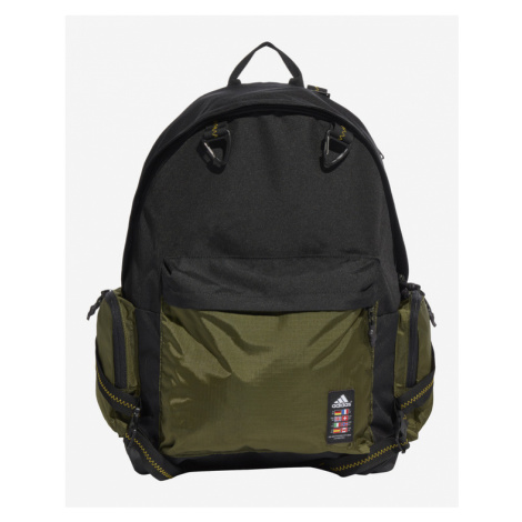adidas Performance Explorer Primegreen Backpack Black Green