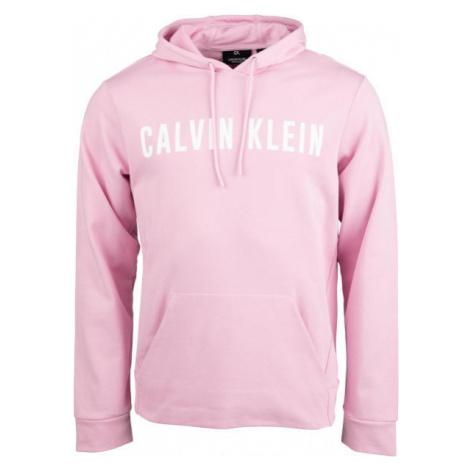 Calvin Klein HOODIE pink - Men's sweatshirt