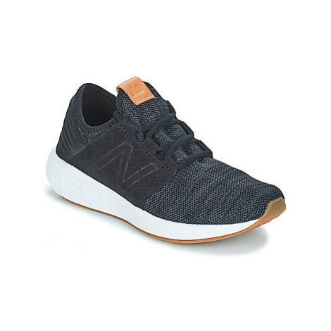 New Balance CRUZ women's Running Trainers in Black