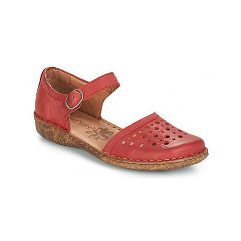Josef Seibel ROSALIE 19 women's Sandals in Red