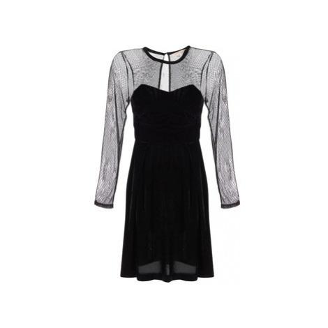 Derhy BERET women's Dress in Black