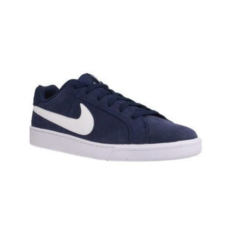 Nike COURT ROYALE men's Shoes (Trainers) in Blue