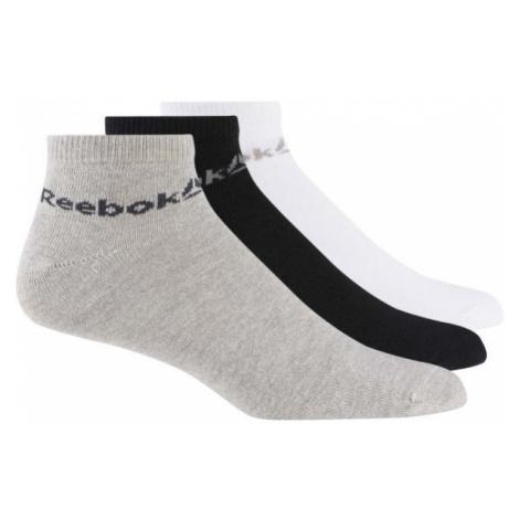 Reebok ACTIVE CORE ANKLE SOCK 3P white - Unisex socks