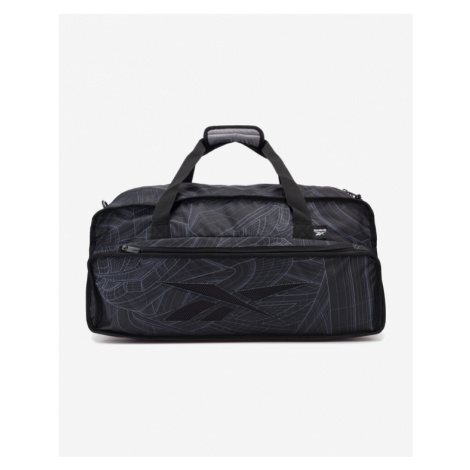Reebok One Series Grip Duffel Large Bag Black