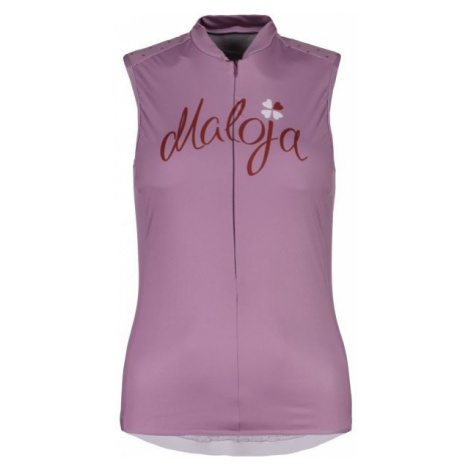 Maloja PORTAM. TOP pink - Women's vest
