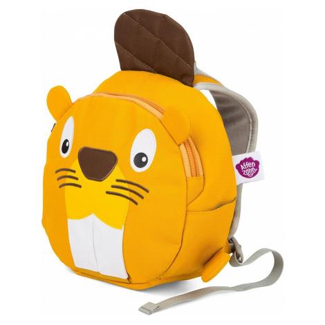 backpack Affenzahn Ben Beaver - Yellow - kid´s