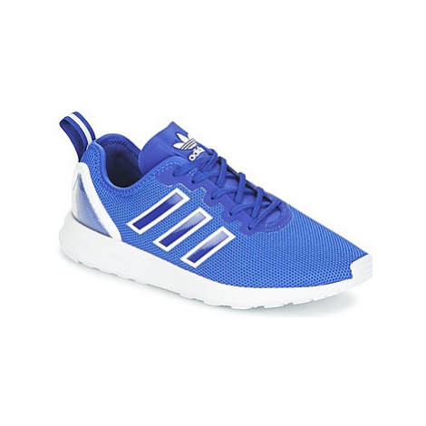 Adidas ZX FLUX RACER men's Shoes (Trainers) in Blue