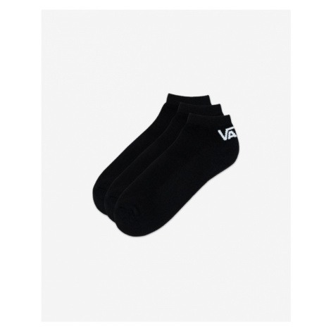 Vans Classic Low Set of 3 pairs of socks Black