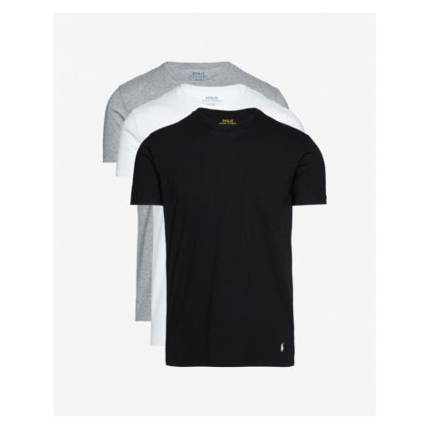 Polo Ralph Lauren Undershirt 3 Piece Black White Grey