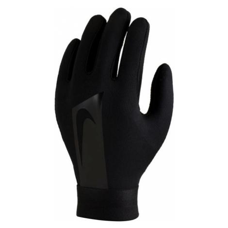 Nike HyperWarm Academy Kids' Football Gloves - Black