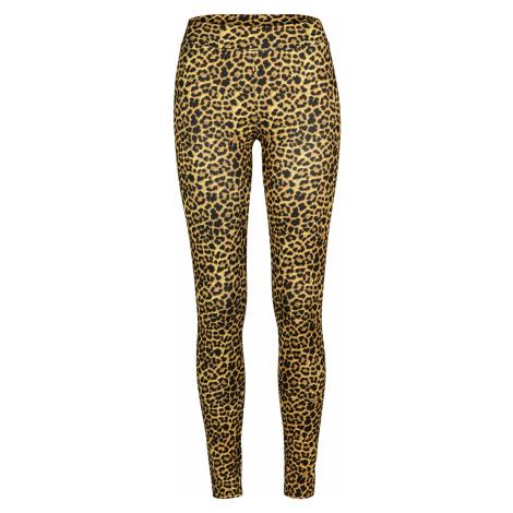 Urban Classics - Ladies Leopard Leggings - Leggings - leopard
