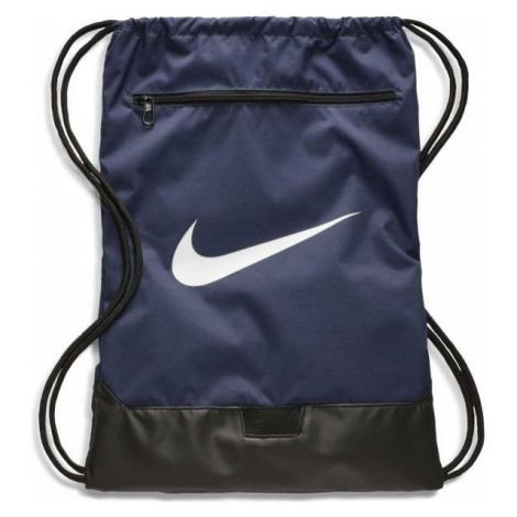 Nike BRASILIA GYMSACK blue - Gym sack