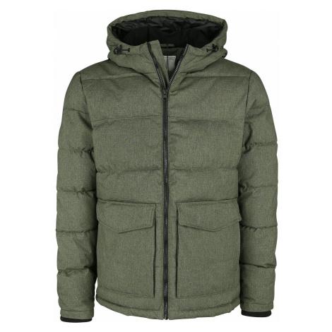 Produkt Hood Puffer Jacket Winter Jacket olive