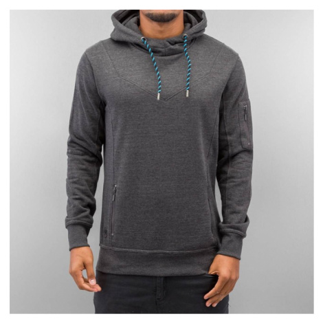 Just Rhyse World Hoody Anthracite