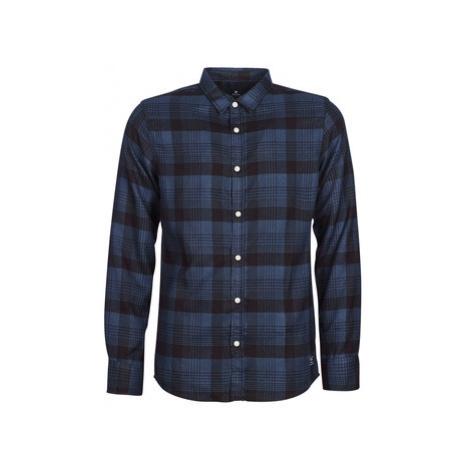 Rip Curl BLOKE LS SHIRT men's Long sleeved Shirt in Blue