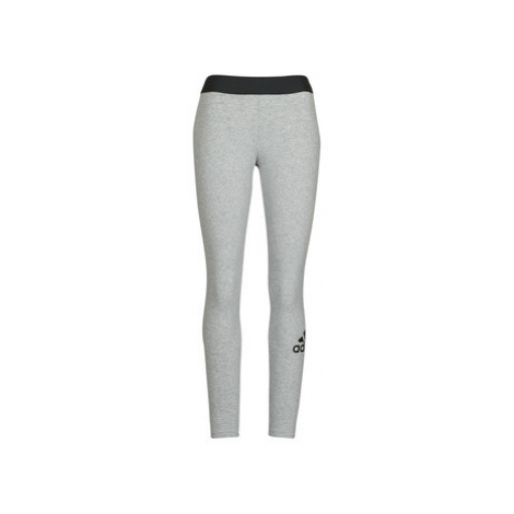 Adidas W MH BOS TIGHT women's Tights in Grey