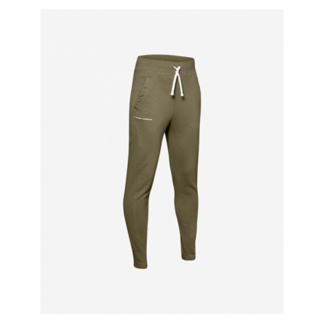 Under Armour Rival Kids joggings Green