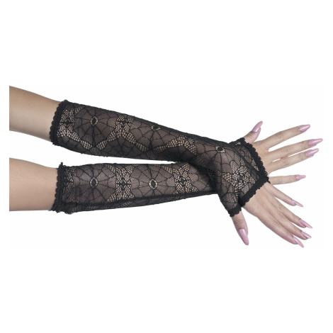 Gothicana by EMP Your Cuffs Full-fingered gloves black