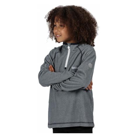 Regatta Kids Loco Half Zip Fleece-Navy / Navy-13 Years
