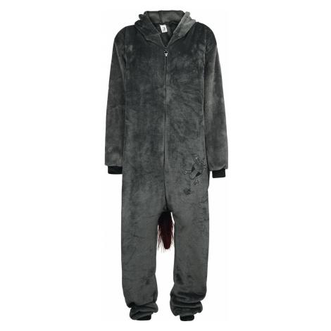 Corimori Ruby Punk Unicorn Jumpsuit grey