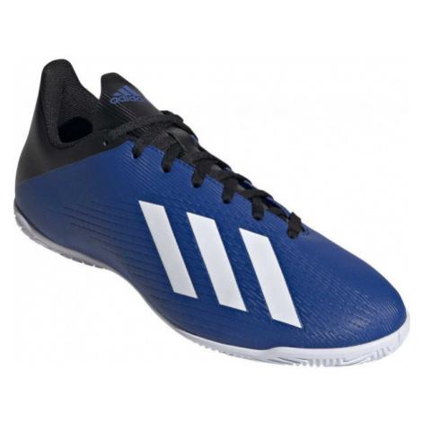 adidas X 19.4 IN dark blue - Men's indoor shoes
