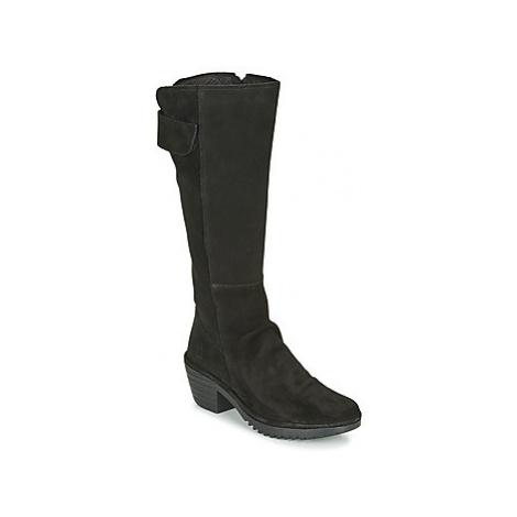 Fly London WAKI women's High Boots in Black