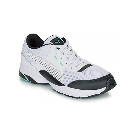 Puma FUTURE RUNNER PREMIUM women's Shoes (Trainers) in White