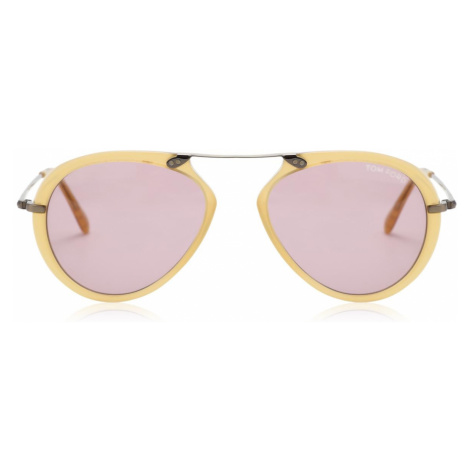 Tom Ford Sunglasses FT0473 AARON 39Y