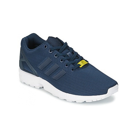 Adidas ZX FLUX men's Shoes (Trainers) in Blue