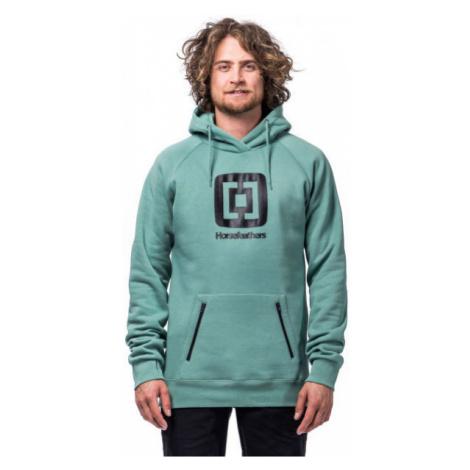 Horsefeathers SHERLOCK SWEATSHIRT green - Men's sweatshirt