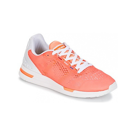 Le Coq Sportif LCS R PRO W ENGINEERED MESH women's Shoes (Trainers) in Orange