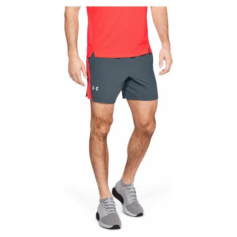 Under Armour Speedpocket Linerless 7'' Short pants Grey