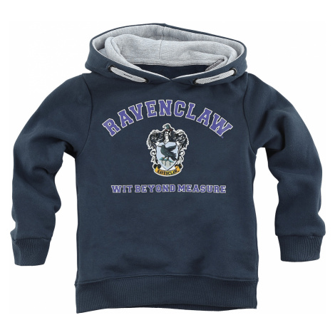 Harry Potter - Ravenclaw - Wit Beyond Measure - Kids Hooded Sweater - navy