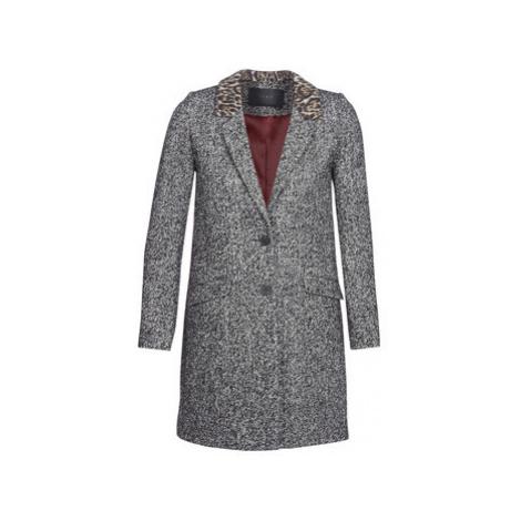Ikks MIDIMOI women's Coat in Grey