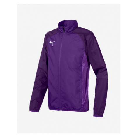 Puma Cup Sideline Woven Core Kids Jacket Violet