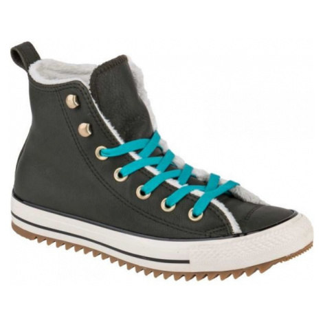 Converse CHUCK TAYLOR ALL STAR HIKER BOOT black - Women's winter sneakers