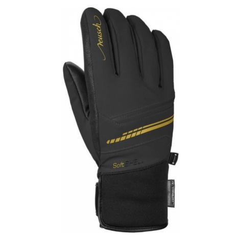 Reusch TOMKE STORMBLOXX black - Ski gloves
