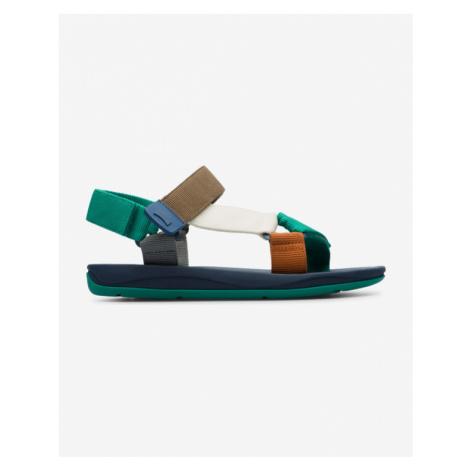 Camper Match Sandals Green